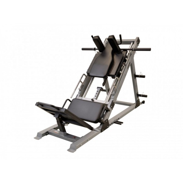 Leg Press / Hack Squat Combo (F-ULPHS)