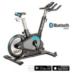 InSportline Ηλεκτρομαγνητικό Spin Bike inCondi S800i