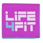 Life Fit Quick-Dry Towel Πετσέτα πάγκου RUC-20 Μωβ