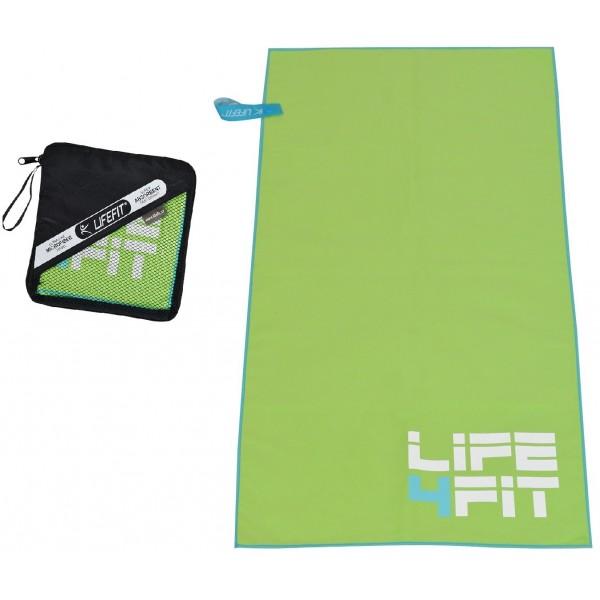 Life Fit Quick-Dry Towel Πετσέτα πάγκου RUC-20 Πράσινη