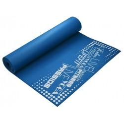 Life Fit Στρώμα γυμναστικής Yoga Mat SlimFit A02-05 Μπλε