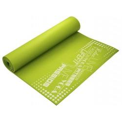 Life Fit Στρώμα γυμναστικής Yoga Mat SlimFit A02-01 Πράσινο