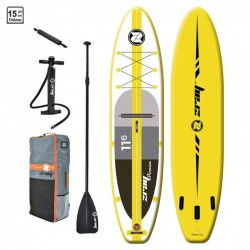 Zray A4 Φουσκωτή Σανίδα SUP 350cm ZRAY-A4
